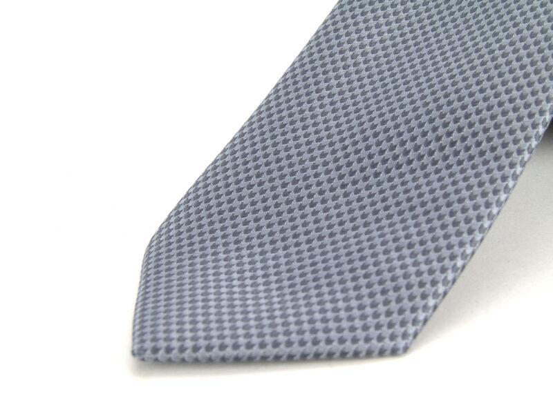 Slim Nyakkendő aprómintás - szürke   2007-16