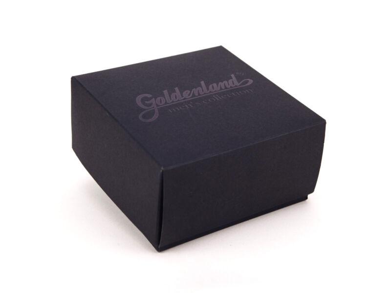 Díszdoboz nyakkendőhöz - fekete | GOLBOX
