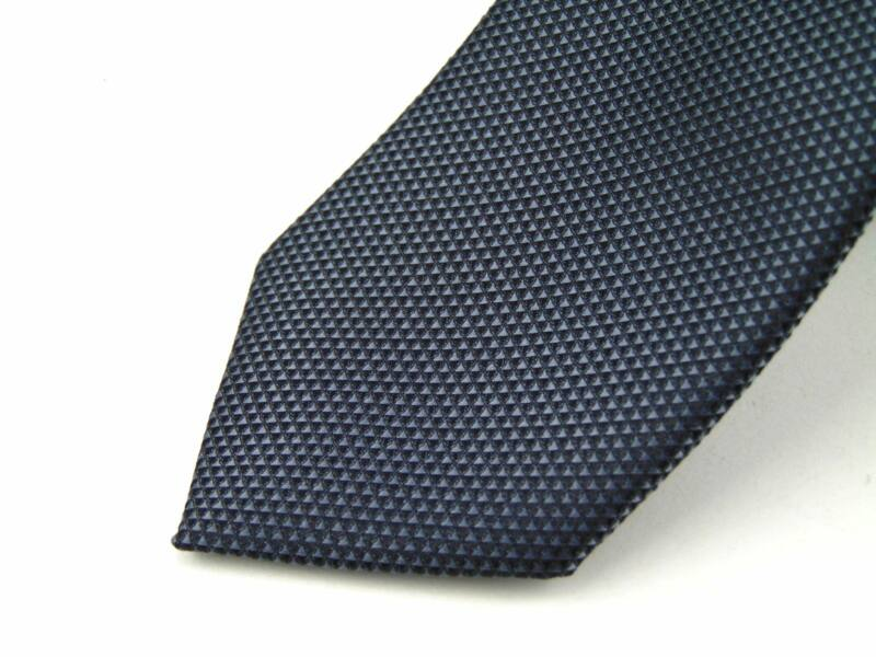 Slim Nyakkendő - acélkék | SBLU01