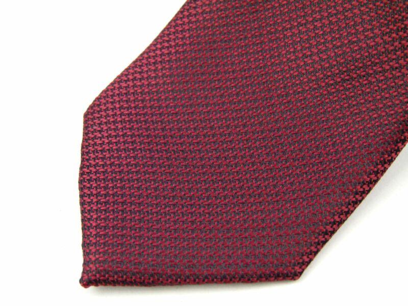 Hasznos Ajándék Férfiaknak - Bordó Slim Nyakkendő + racsnis öv | CLA01-18100