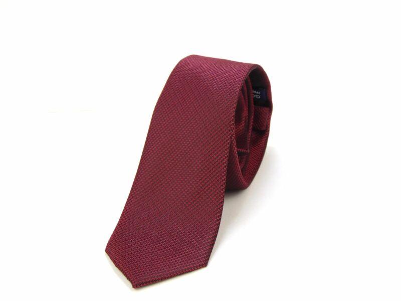 Slim Nyakkendő - bordó | CLA01