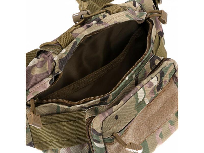 Gurkha Tactical YAK katonai övtáska - terepmintás | 1064