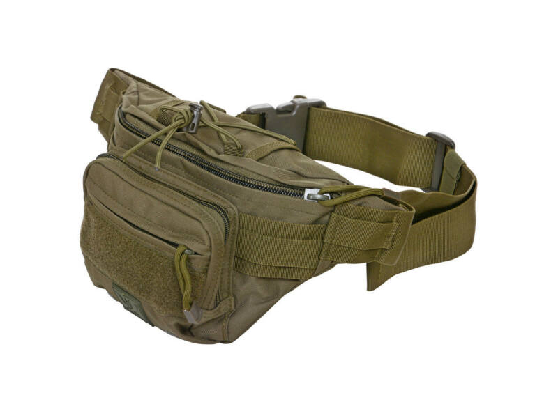 Gurkha Tactical YAK katonai övtáska - zöld | 1065