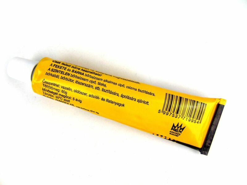 Leder bőrápoló balzsam - színtelen 60g | led60