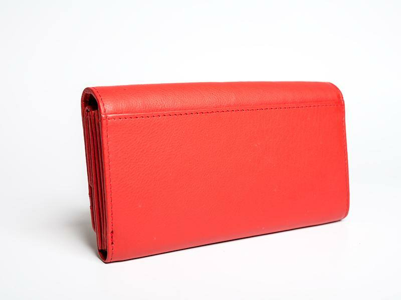 Lupo női pénztárca - piros | 37
