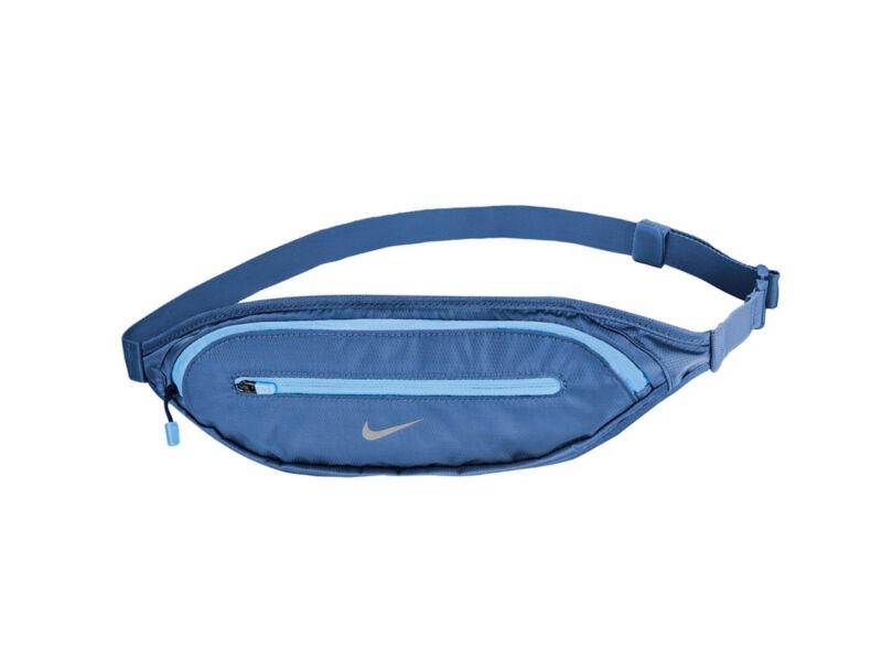 Nike övtáska futáshoz - kék   1365