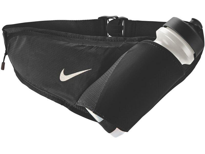 Nike futóöv kulaccsal 650ml - fekete | 90